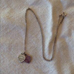Cute Tiffany necklace